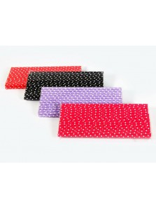 Paper Straw - Solid Swiss Dots