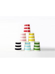 Paper Cup - Stripe