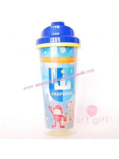 Botol Tumbler Kidzoona Tutup Playpark