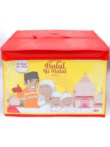 Kotak Penyimpanan Muslim Lebaran