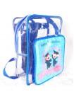 Tas Ransel Backpack Anak Kelulusan Graduation Sekolah Biru
