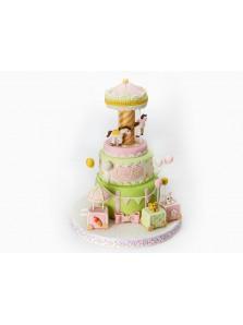 Birthday Cake Carousel