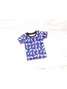 Baju Ultah Full Print Boy