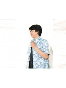 Kemeja Lengan Pendek Custom