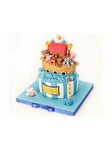 Kue Ulang Tahun Noah