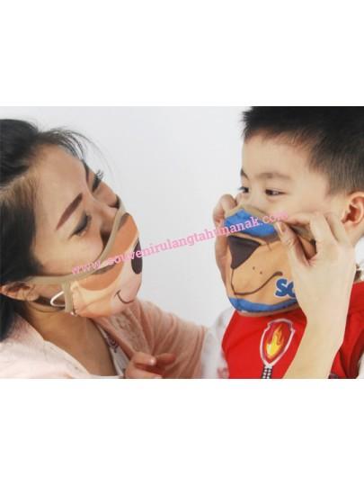 Masker Mulut Custom