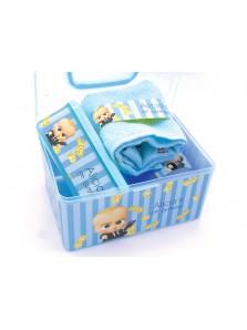Paket Alat Makan Anak Baby Boss
