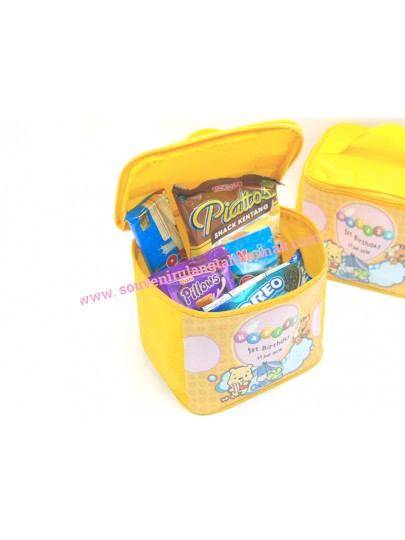 Paket Ultah The Pooh With Snack