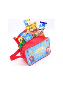 Paket Ultah Mario Bross With Snack